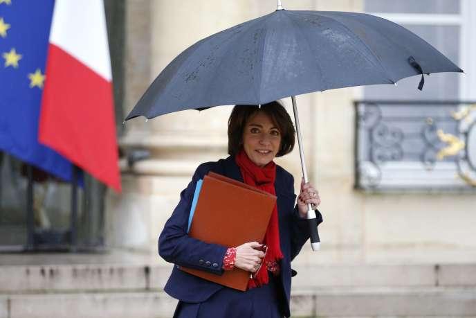 Marisol Touraine, ministre de la santé, le 17 décembre.