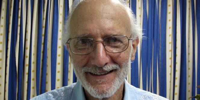 Alan Gross, le 27 novembre 2012 à La Havane.