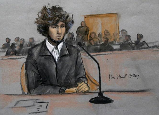L'auteur présumé de la double attaque à la bombe qui avait fait trois morts et 264 blessés, en avril 2013, risque la peine capitale.