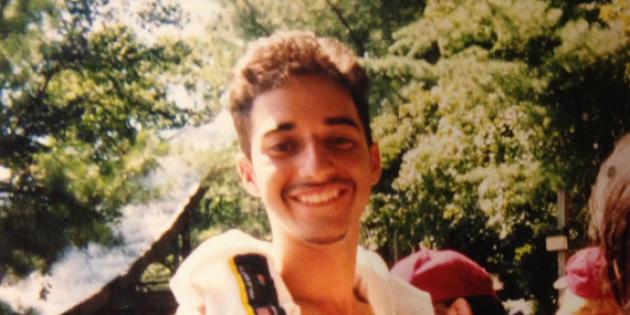 Adnan Syed adolescent, à la fin des années 90.
