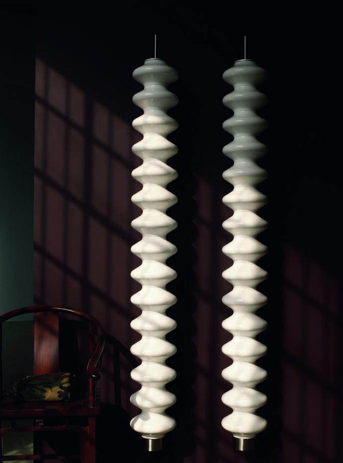 Modèle Milano dessiné par Antonia Astori et Nicola De Ponti pour Tubes Radiatori.