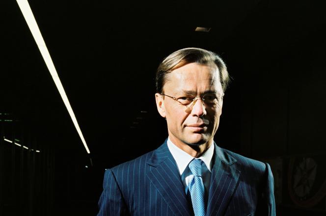 Thomas Middelhoff, ex-PDG de Arcandor