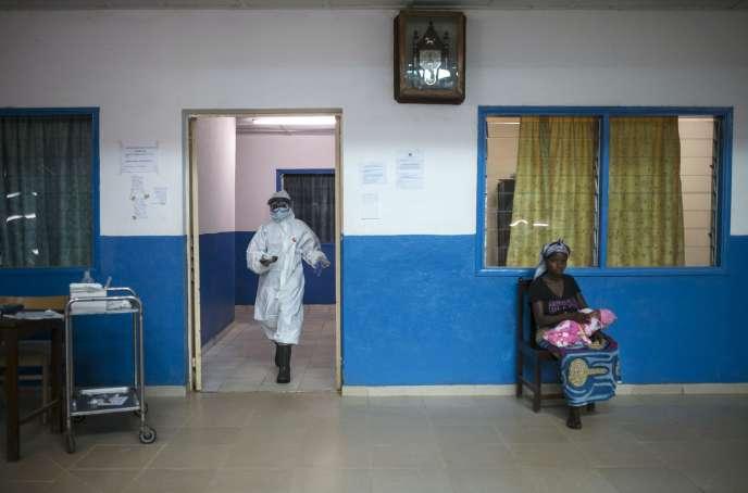 Les établissements de soins guinéens ont accueilli 74000cas de paludisme en moins en 2014, ce qui a conduit à une hausse sensible du taux de mortalité du paludisme.