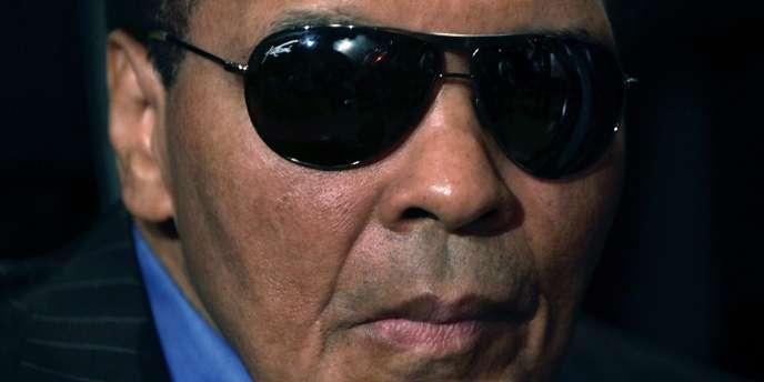 Mohammed Ali, en mai 2011.