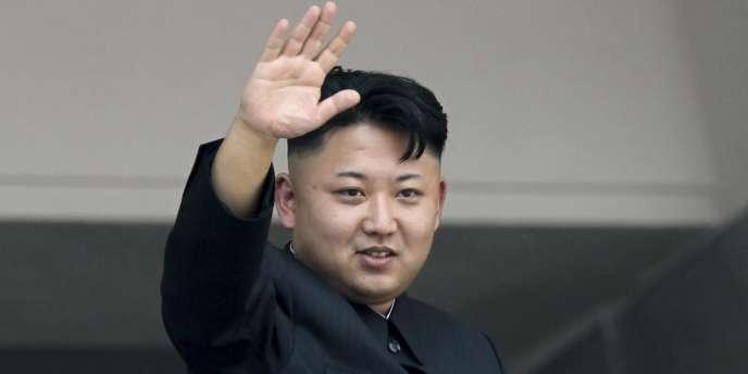 Kim Jong-un, le dirigeant nord-coréen en juillet 2013.