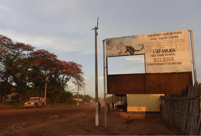 Bambari, où s'est installé l'état-major de l'ex-coalition Séléka, a été depuis le mois de juin le théâtre de violents affrontements qui ont fait plus de 100 morts et au moins 200 blessés, pour la plupart des civils.