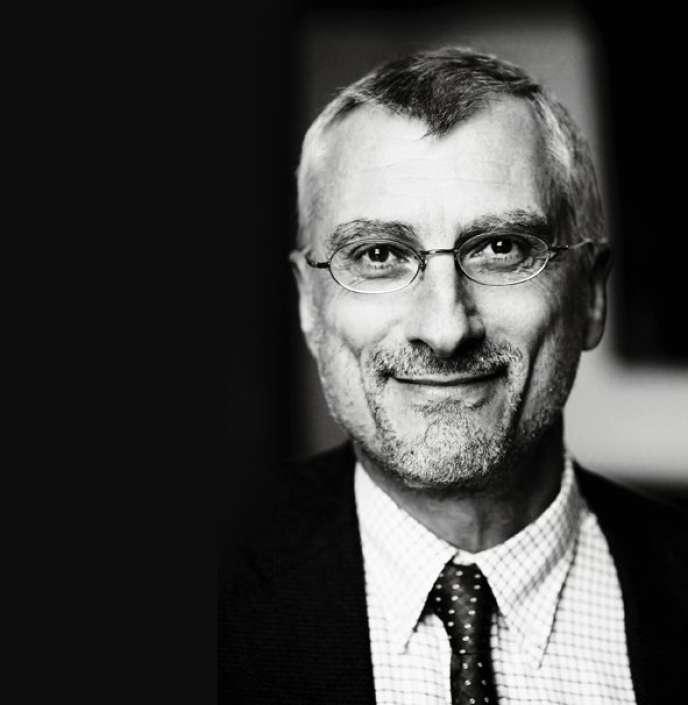 Bernard Schotter, administrateur général du Mobilier national.