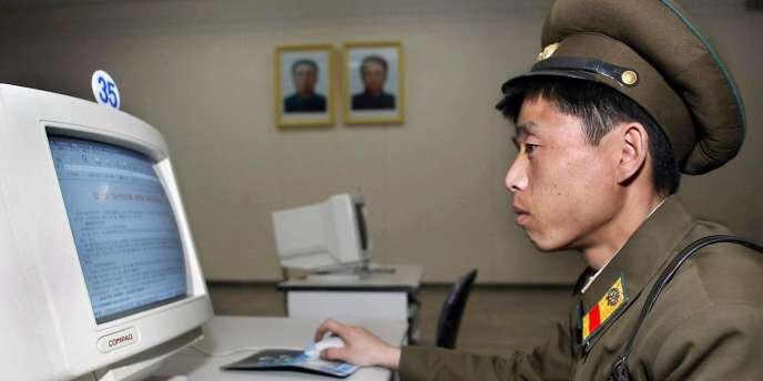 Plusieurs analystes rapportent que l'accès nord-coréen a été coupé, lundi. Les Etats-Unis, qui avaient promis de riposter après la cyberattaque contre Sony Pictures, refusent de commenter ces informations.