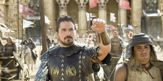 Christian Bale dans le film américain de Ridley Scott,