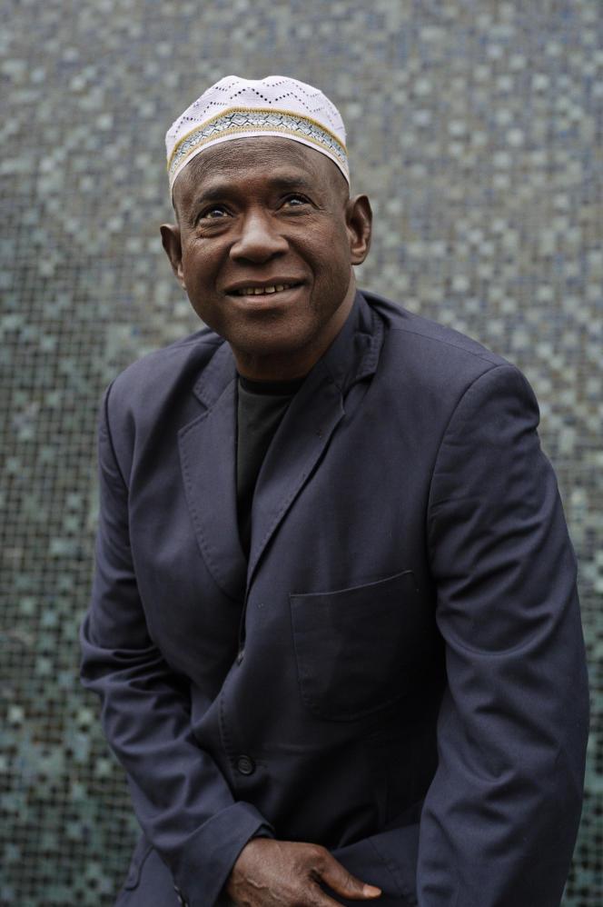 Kasse Mady Diabaté, à Paris, en 2009.