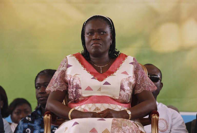 Simone Gbagbo est actuellement incarcérée à Abidjan, en Côte d'Ivoire.