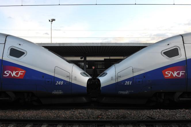 Un réseau de TGV coûte plus de 20 millions d'euros du kilomètre !