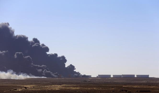 L'organisation terroriste d'Abou Bakr Al-Baghdadi cherche à faire main basse sur les installations du