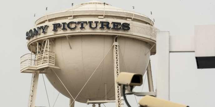 Le siège de Sony Pictures, à Los Angeles.