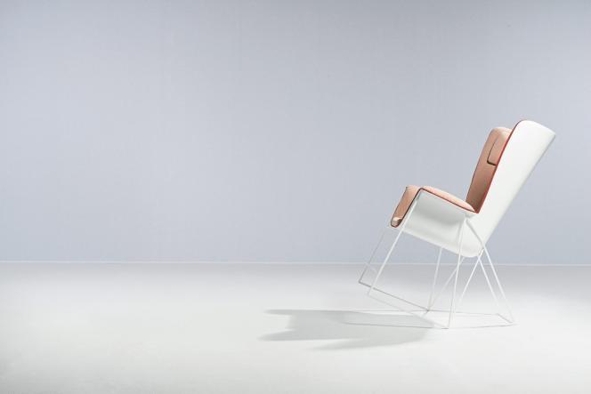 Grand Angle, un prototype de fauteuil créé par quatre étudiants de l'Ecole Boulle.