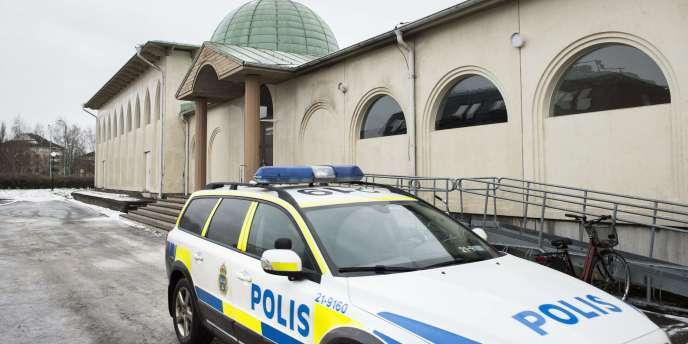 Une mosquée de la ville d'Uppsala, en Suède, a été la cible d'un cocktail molotov dans la nuit du mercredi 31 décembre au jeudi 1er janvier.