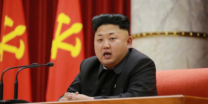 Le leader nord-coréen, Kim Jong-un, le 27 décembre 2014.