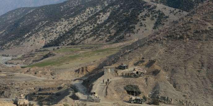 Le 3 janvier, lors d'une opération anti-talibans dans le district de Dangam près de la frontière pakistano-afghane, dans la province orientale de Kunar.