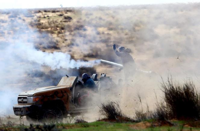 Les négociations sous l'égide de l'ONU visant à mettre fin au conflit en Libye ont débuté lundi.