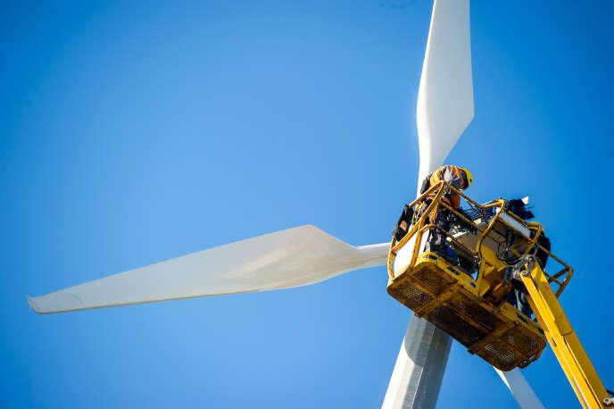 Avec la loi sur la transistion énergétique, la France s'estfixé des objectifs decroissance verte à atteindre d'ici à 2050.