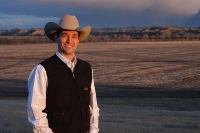 Austin Knudsen, chef de la majorité républicaine du Montana, va-t-il respecter le dress-code qu'il a imposé aux élus de son Etat ?