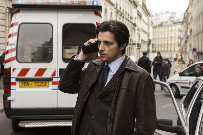 Raphaël Personnaz dans le film français de Frédéric Tellier,