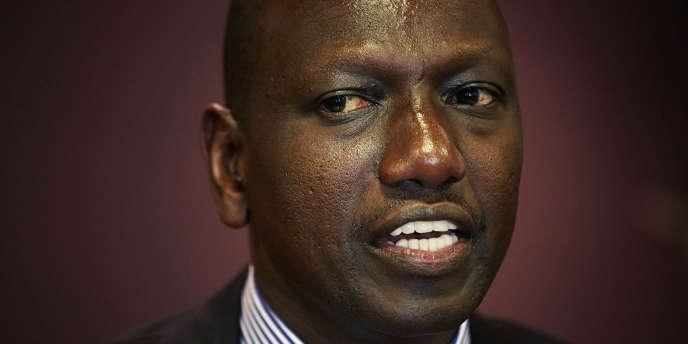 William Ruto, vice-président du Kenya, est jugé à la Cour pénale internationale pour son rôle présumé dans les violences postélectorales de 2007-2008.