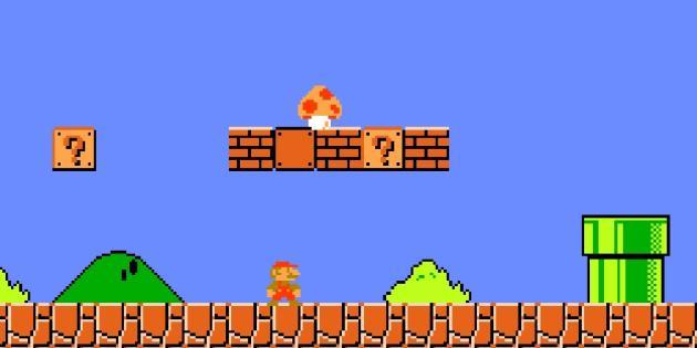 Le jeu vidéo peut être décrit avec le vocabulaire des études cinématographiques : ainsi, Super Mario Bros. et la plupart des jeux en 2D figurent un plan-séquence en travelling horizontal.