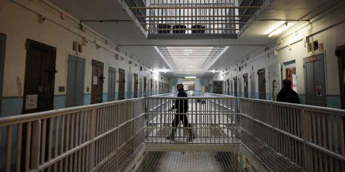 Prison des Baumettes, en mars 2013.