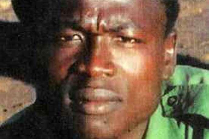 Portrait non daté de Dominic Ongwen diffusé par Interpol.