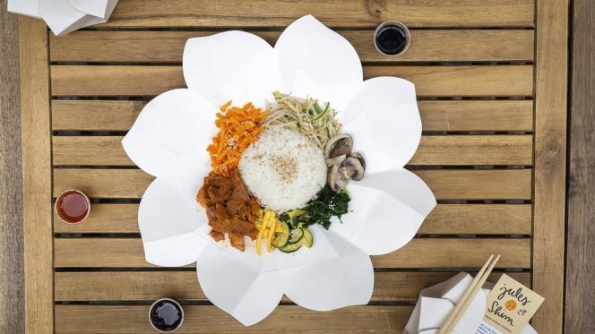L'enseigne belge Take Eat Easy, spécialisée dans la distribution de repas à vélo, est placée en redressement judiciaire.