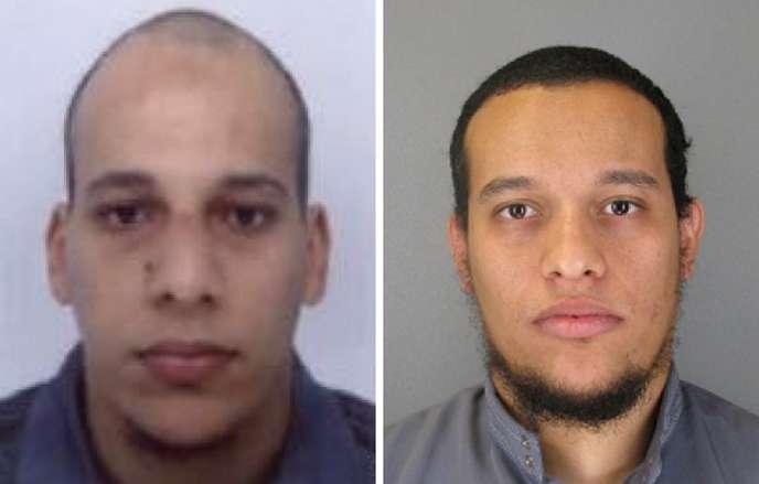 Les frères Kouachi suspectés d'être les auteurs de la tuerie de