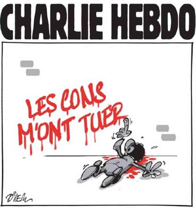 Le dessin d'Ali Dilem dans le quotidien Liberté jeudi 8 janvier