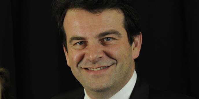 Thierry Solère, député (UMP) des Hauts-de-Seine, en novembre 2014.