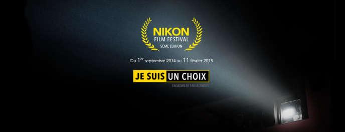 La 5e édition du Nikon Film Festival se déroule jusqu'au 11 février 2015.