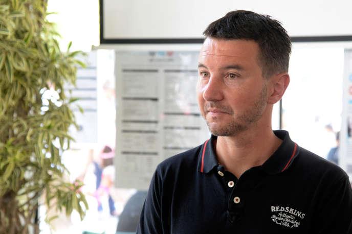 Olivier Besancenot, en juillet 2014.