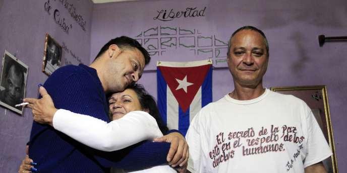 Le département d'État américain avait annoncé mardi que les autorités cubaines avaient relâché une partie des 53 prisonniers politiques dont les États-Unis réclamaient la libération.