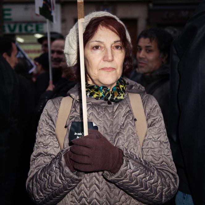 Viviane Cohen, 60 ans, conseillère à Pôle Emploi à Paris.