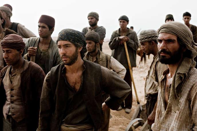 Tahar Rahim dans le film allemand et français de Fatih Akin,