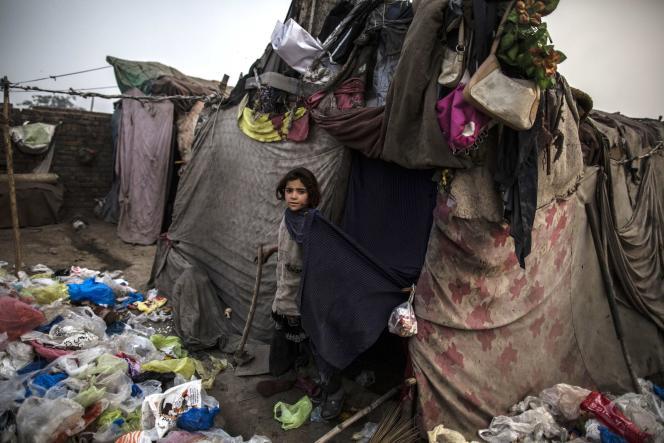 « 40 % de la croissance urbaine se fait dans les bidonvilles », souligne le Forum économique mondial de Davos.