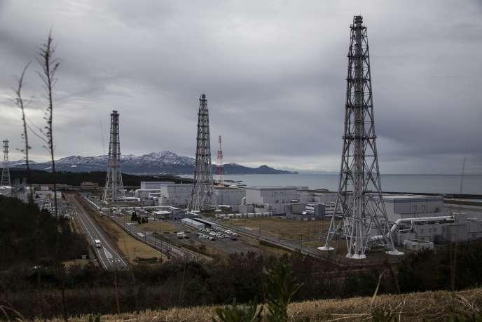 La centrale nucléaire de Kashiwazaki-Kariwa près de la ville de Kashiwazaki, dans le nord du Japon.