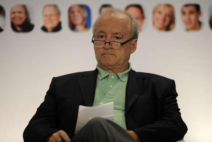 L'ancien ministre des affaires étrangères, Hubert Védrine.