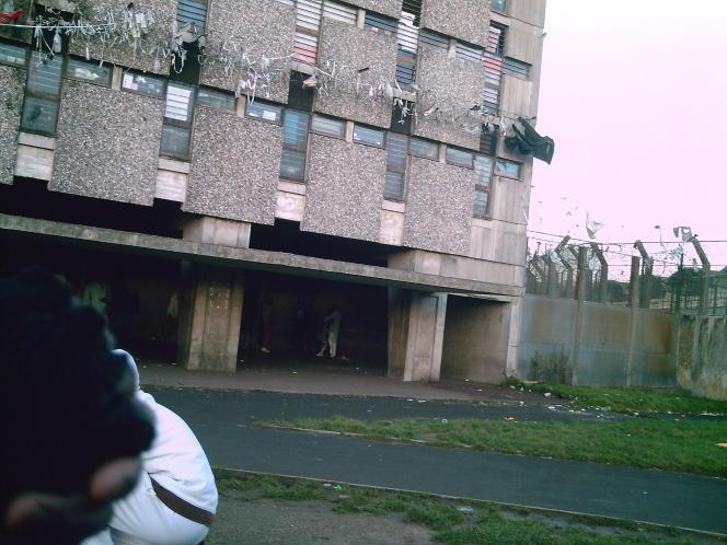 Photo prise en2007 par un détenu de Fleury-Mérogis (Essonne), où était emprisonné Amedy Coulibaly.