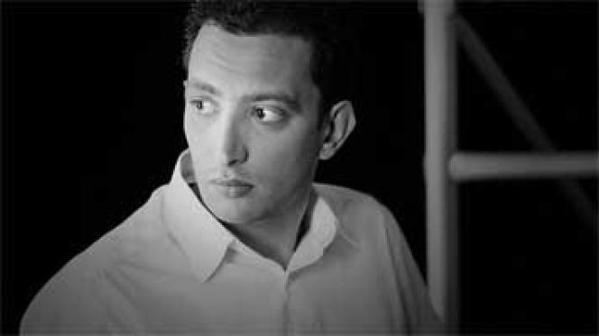Yassine Ayari, blogueur tunisien