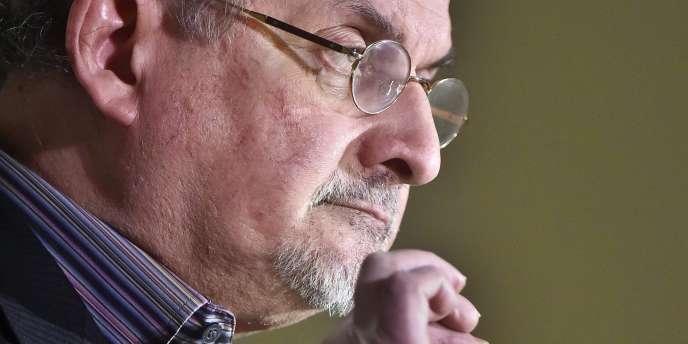 L'écrivain Salman Rushdie, invité mercredi 14 janvier à l'université du Vermont, dans la ville de Burlington, défendait le caractère