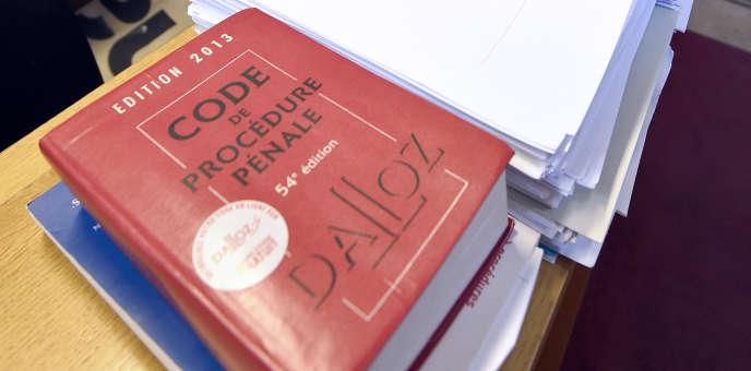 Code de procédure pénale.