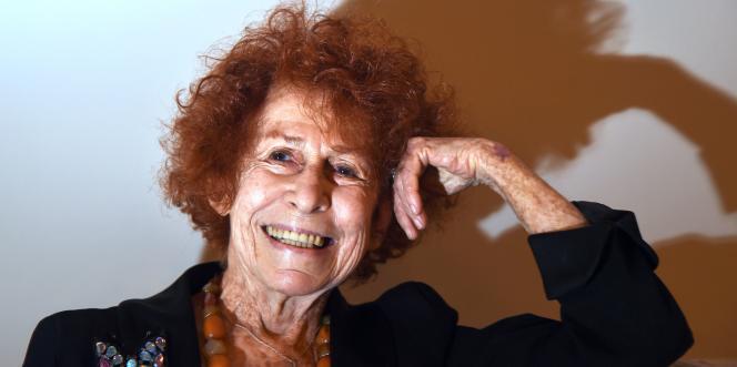 Marceline Loridan-Ivens (photo), cinéaste et documentariste, a été déportée à Auschwitz-Birkenau le 13 avril 1944, dans le même convoi que son père. C'est à lui, mort là-bas, qu'elle s'adresse dans « Et tu n'es pas revenu ».