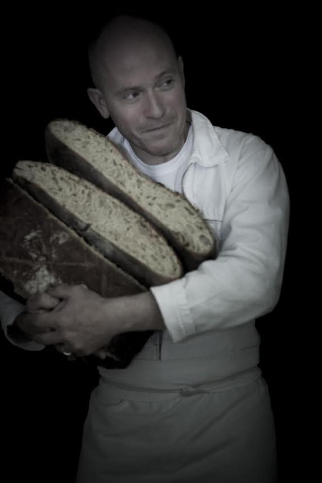 Christophe Vasseur, élu meilleur boulanger de l'année par Gault&Millau en 2008 et par le guide Pudlo en 2012.