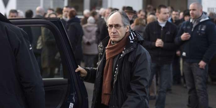 Dans une interview à la chaîne de télévision américaine NBC News, dimanche 18 janvier, le rédacteur en chef de « Charlie Hebdo », Gérard Biard, a défendu les caricatures du prophète Mahomet publiées par l'hebdomadaire satirique mercredi.