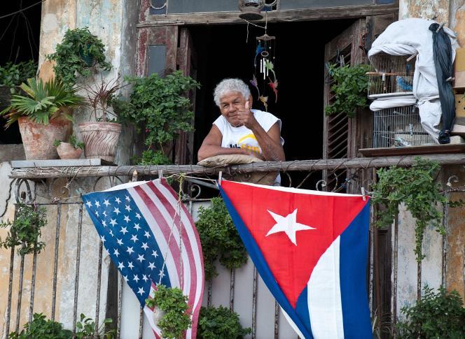 A La Havane, le 16 janvier.